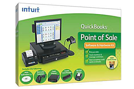 Guilford County Quickbooks POS
