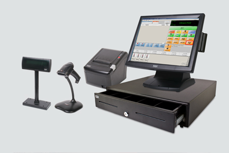 Moore County Point of Sale Hardware